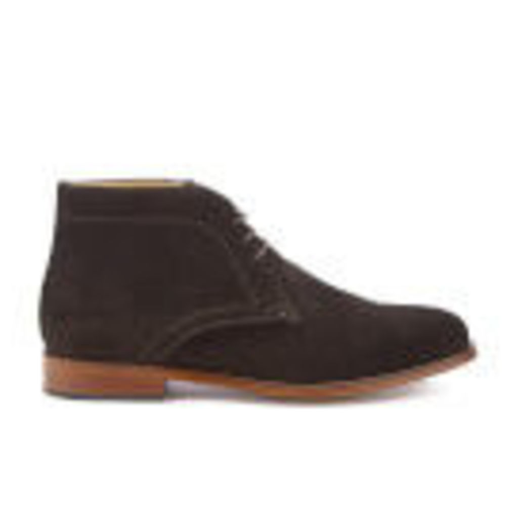 PS by Paul Smith Men's Morgan Suede Desert Boots - Dark Brown - UK 8