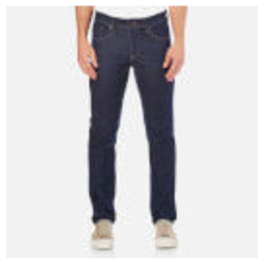 BOSS Orange Men's Orange 90 Rinsed Jeans - Blue - W36/L32