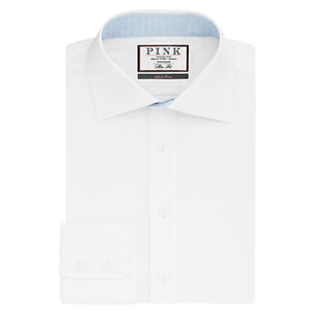 Thomas Pink Ackerman Texture Slim Fit Shirt
