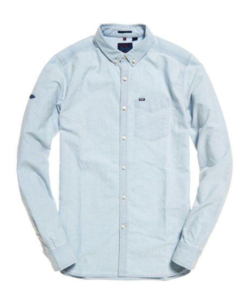 Superdry Indigo Loom Oxford Shirt
