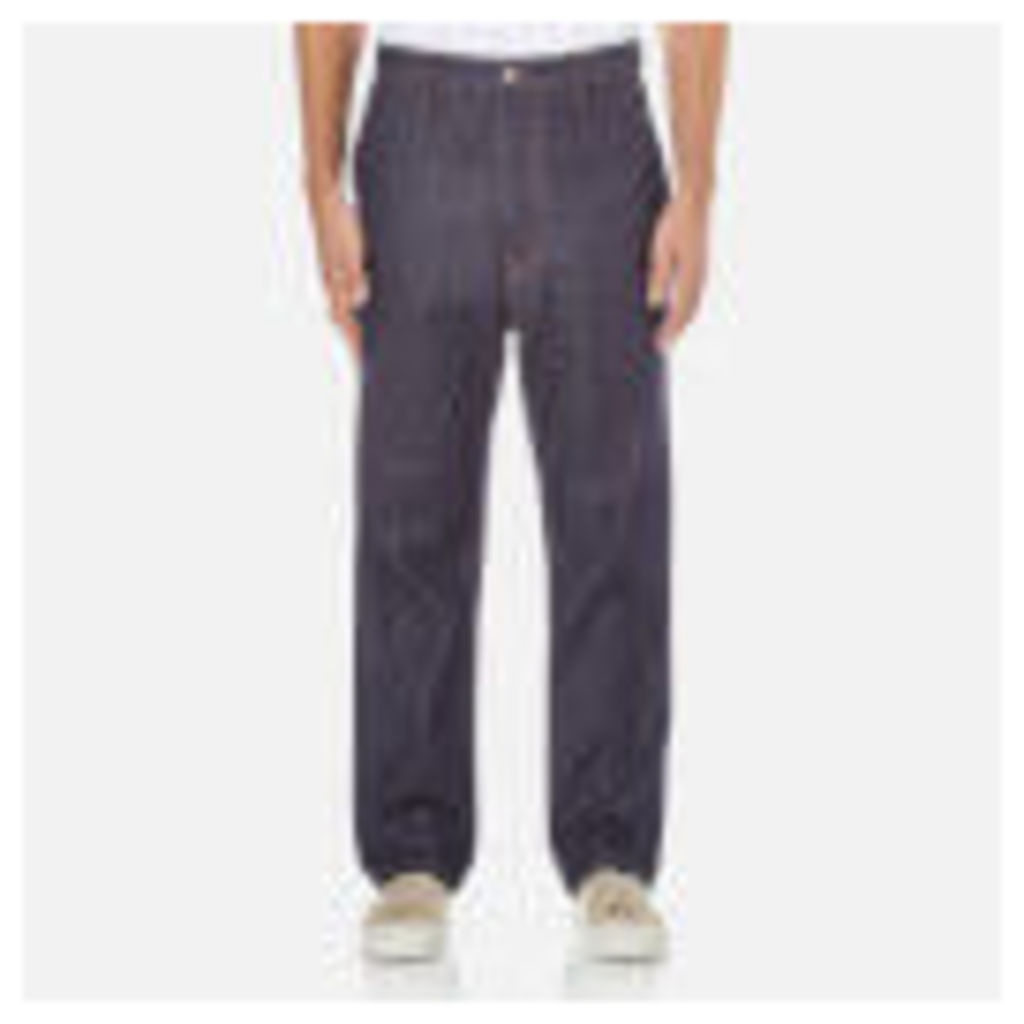 AMI Men's Street Fit Jeans - Indigo - W32