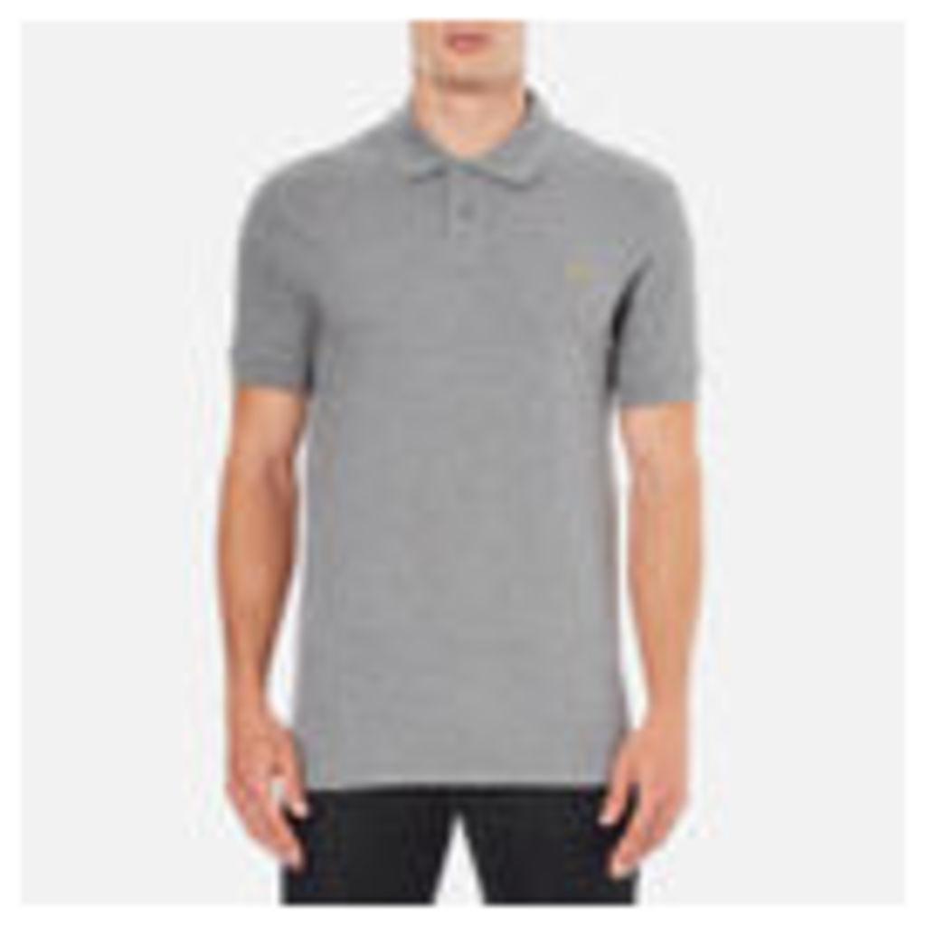 PS by Paul Smith Men's Regular Fit Zebra Polo Shirt - Grey - S