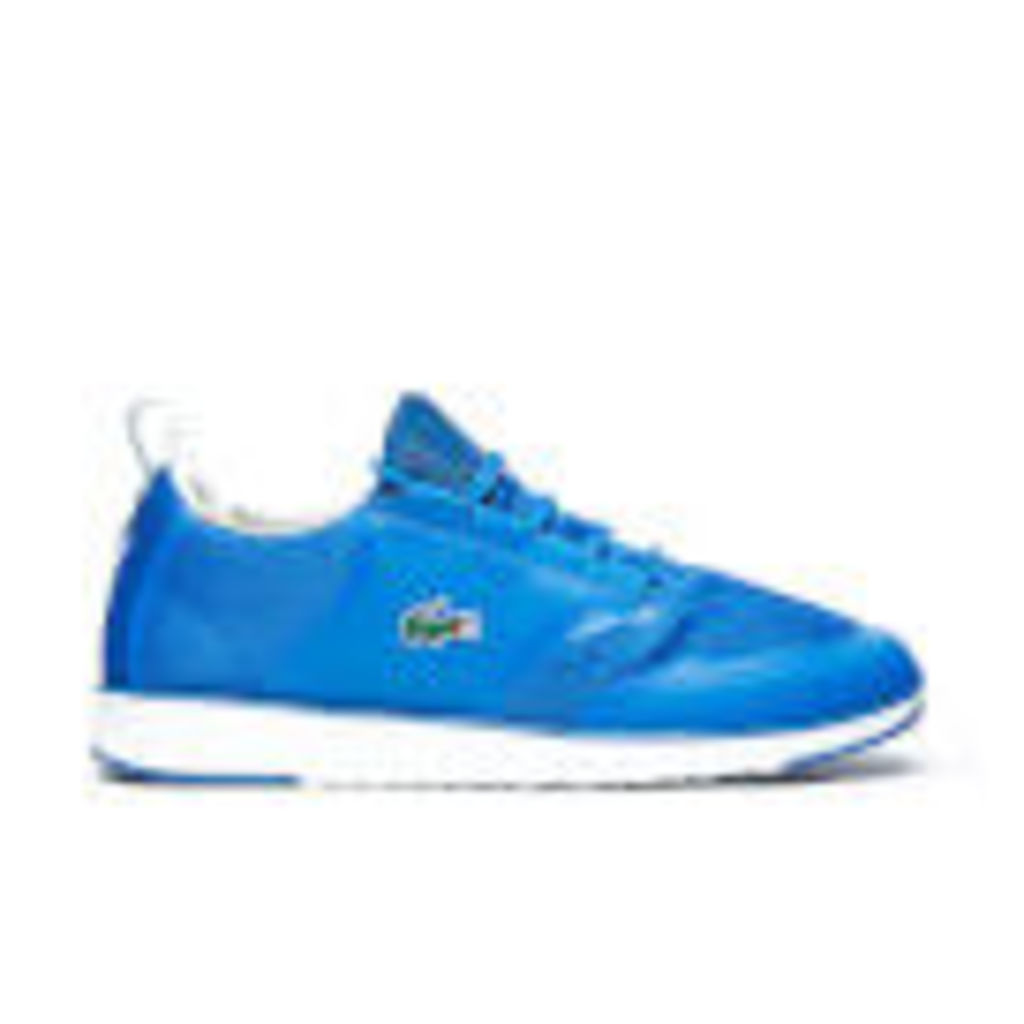 Lacoste Men's L.ight LT12 SPM Runner Trainers - Blue/Blue - UK 6