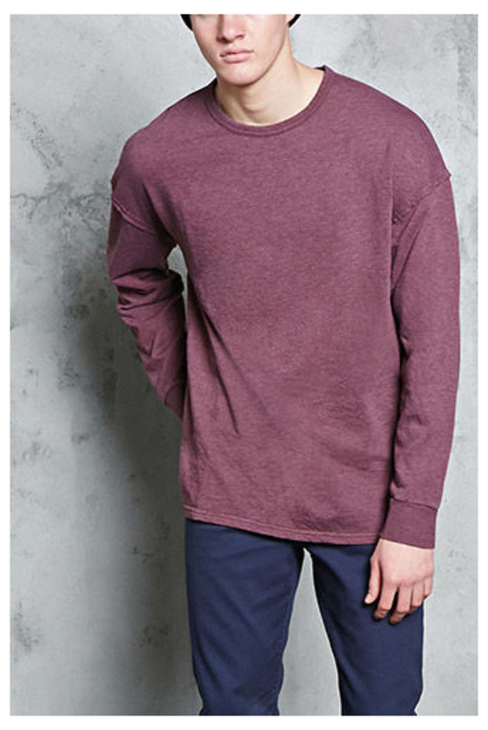Raw-Cut Sweatshirt