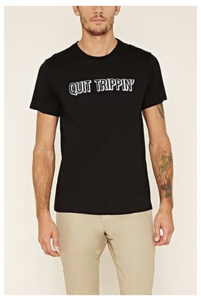 Quit Trippin Graphic Tee