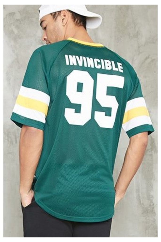 Invincible 95 Graphic Jersey