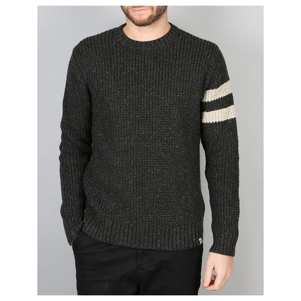 Element Horton Knit - Stone Grey (L)