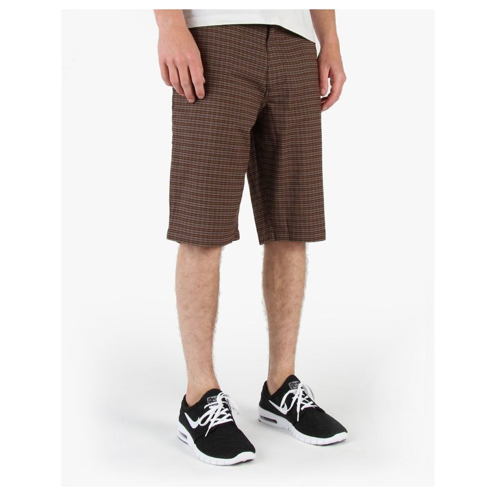 Fourstar Troost Shorts - Brown (26)