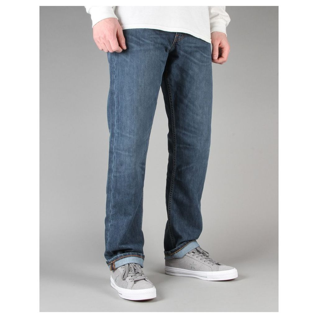 Levi's Skateboarding 504 Regular Straight Denim - Turk (28)