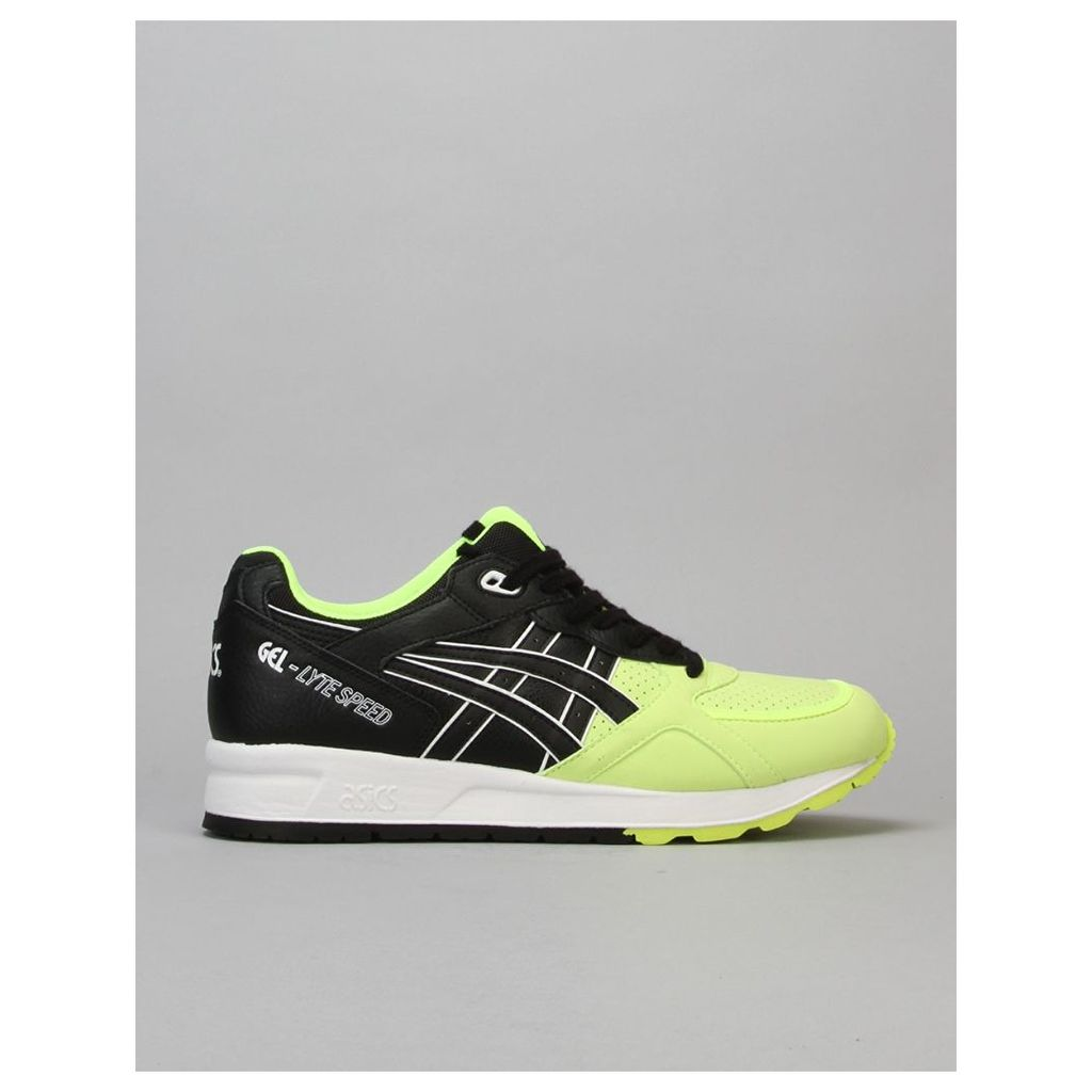 Asics Gel-Lyte Speed Shoes - Safety Yellow/Black (UK 8)