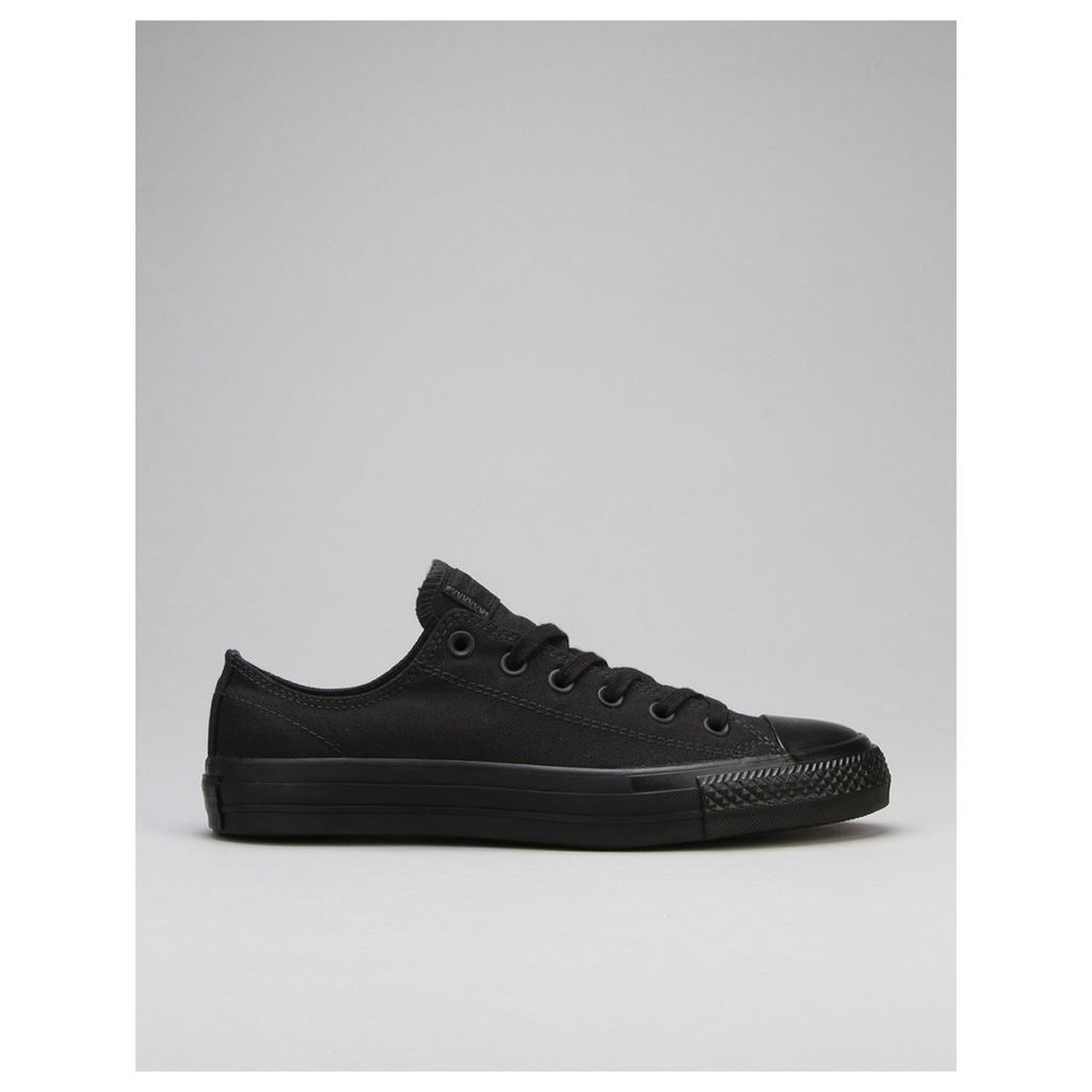 Converse CTAS Pro Skate Shoes - Black Mono (UK 11)