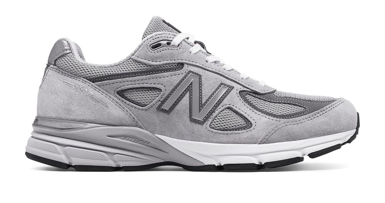 New Balance New Balance 990v4 Men's Stability and Motion Control M990GL4