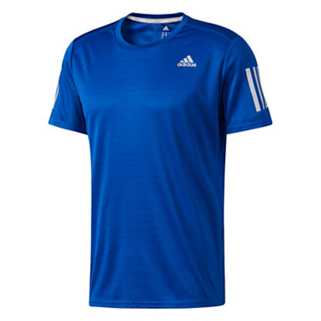 Adidas Response Short Sleeve Running T-Shirt