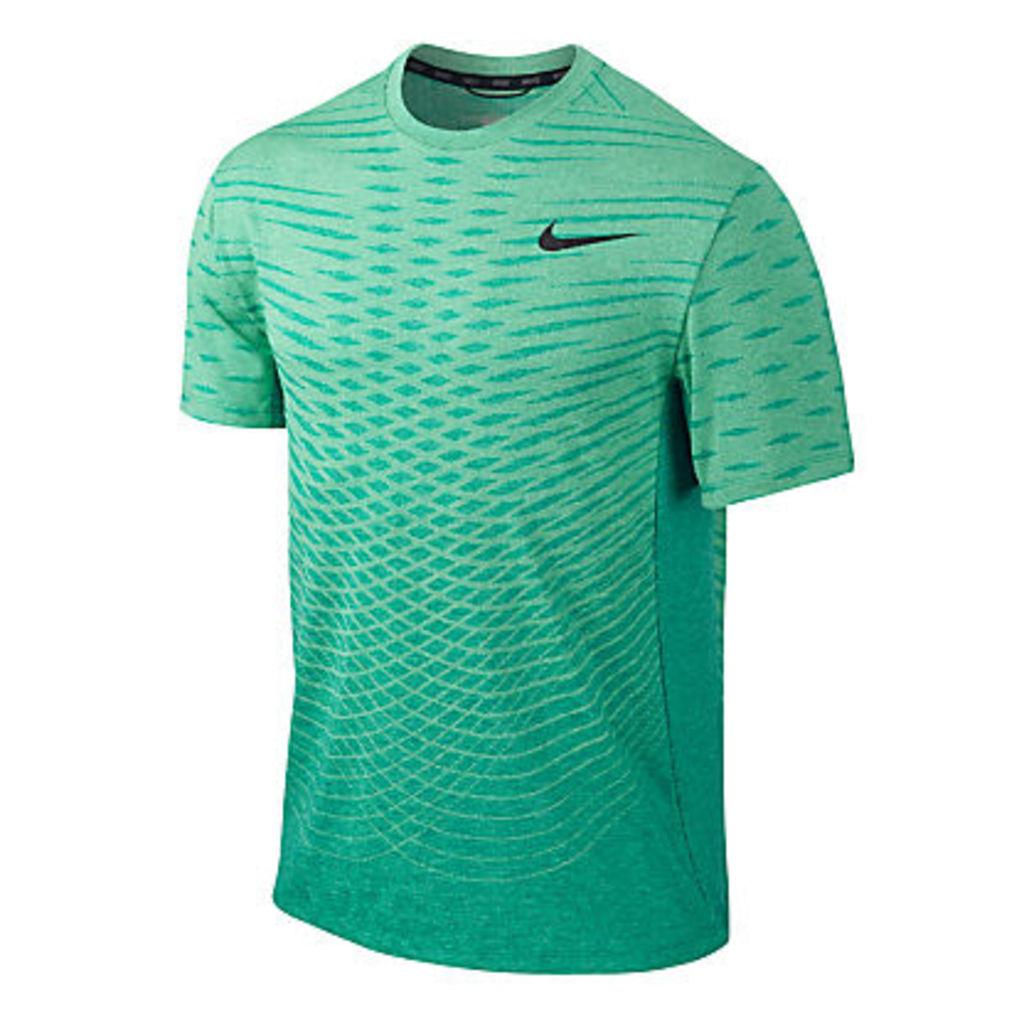 Nike Dry Heathered Pattern Training Top
