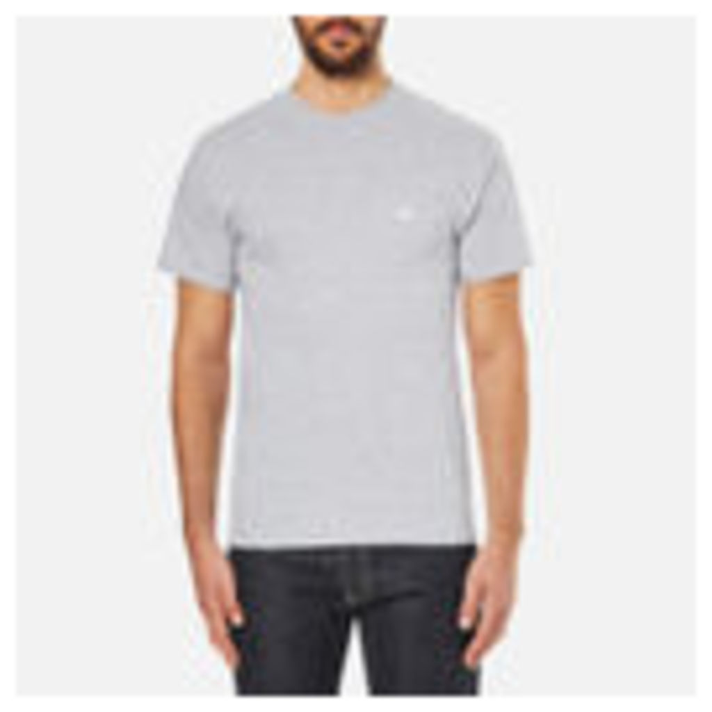 OBEY Clothing Men's OBEY Clothing Jumbled Premium Pocket T-Shirt - Grey - XL
