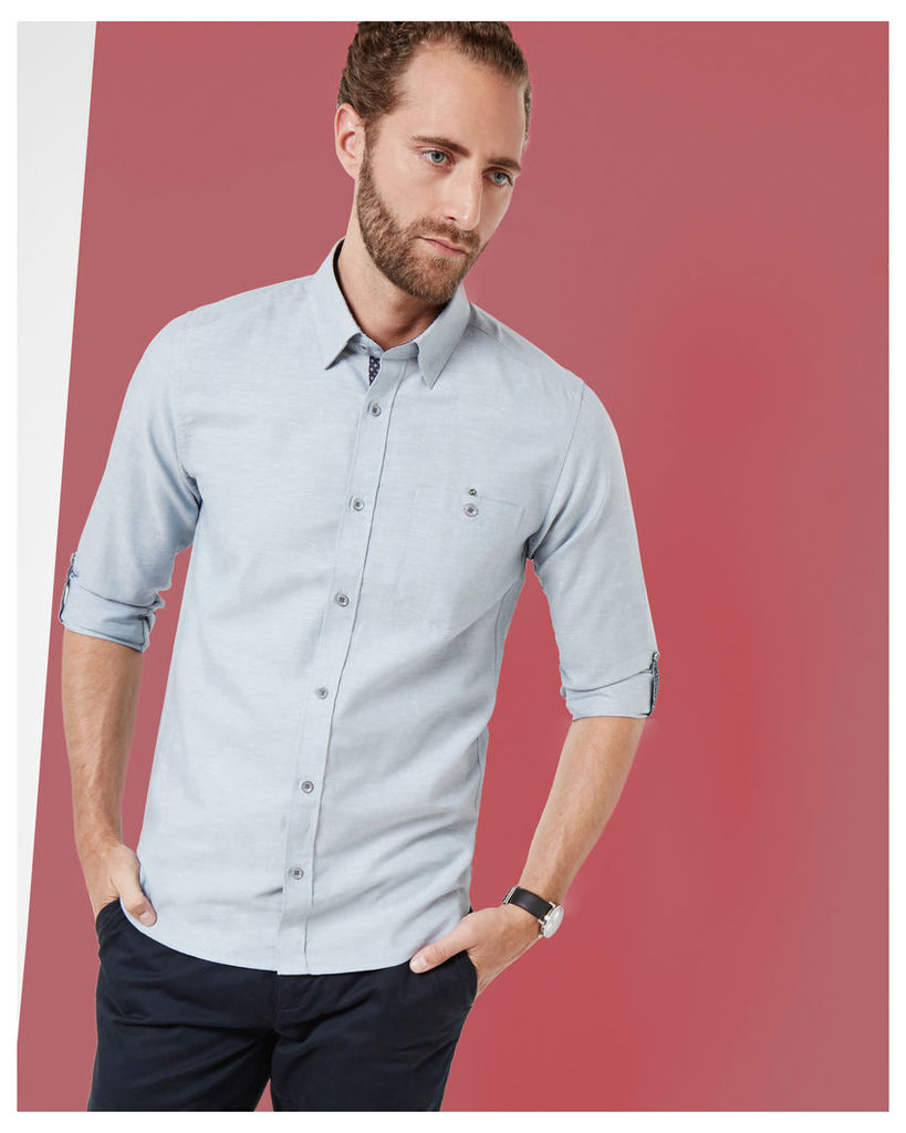 Ted Baker Oxford shirt Blue