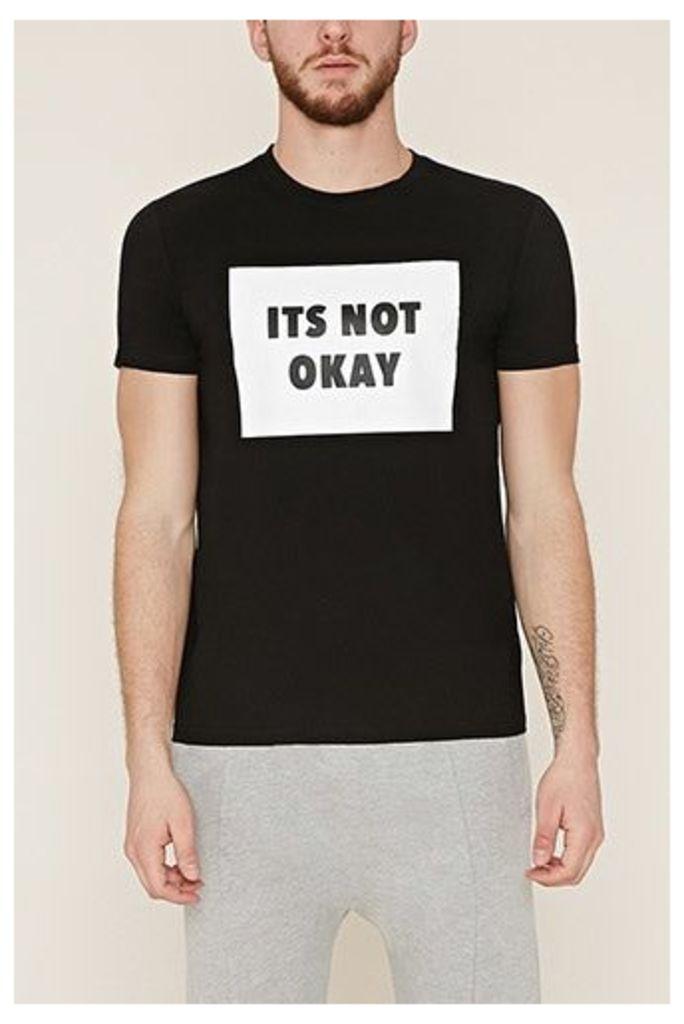 Not Okay Graphic Tee