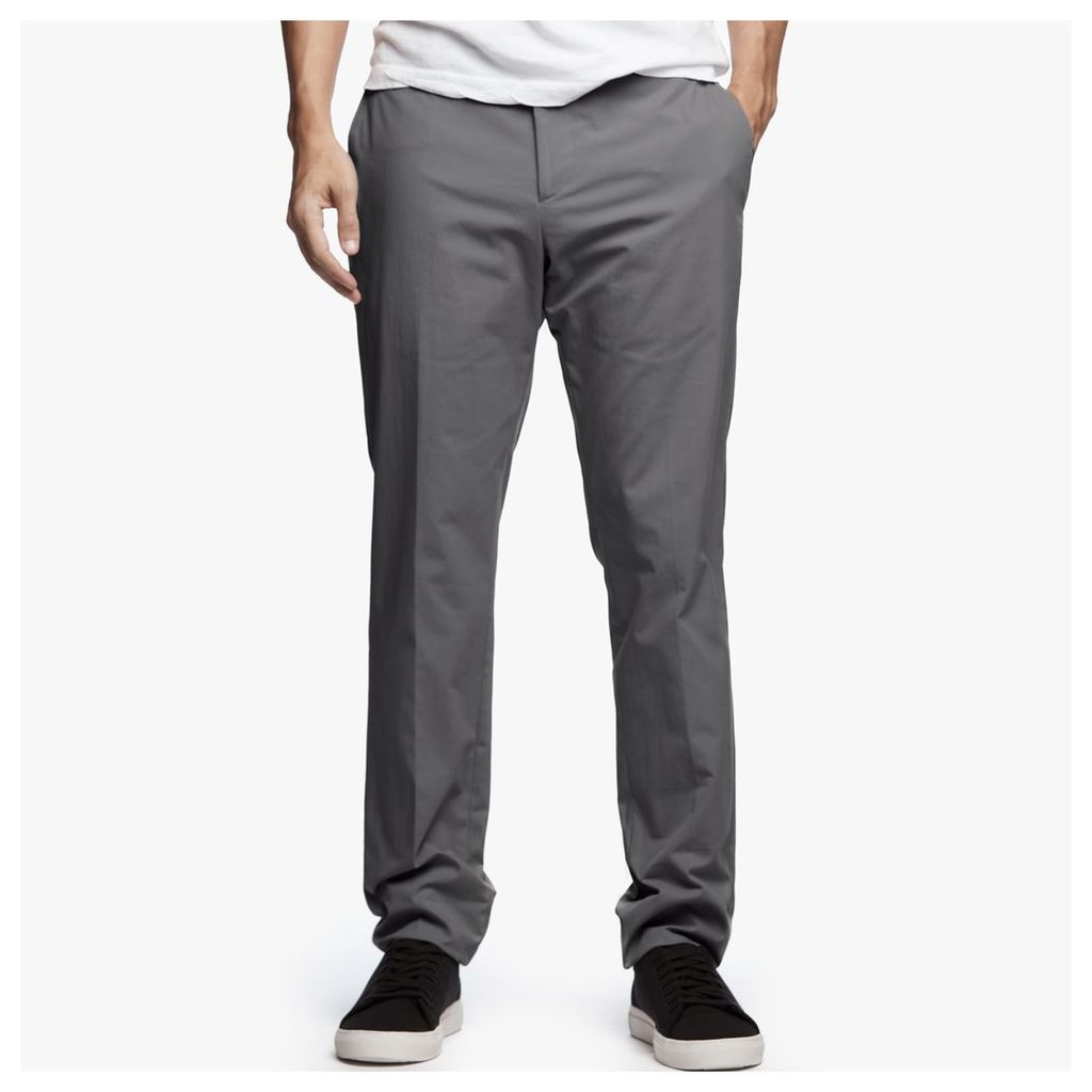 MICRO TWILL TAILORED PANT