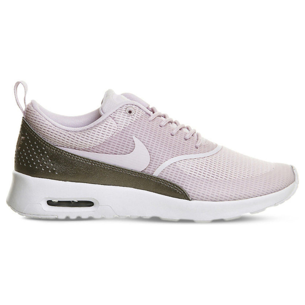 Nike Air Max Thea Trainers, Men's, 4.5, Bleached Lilac