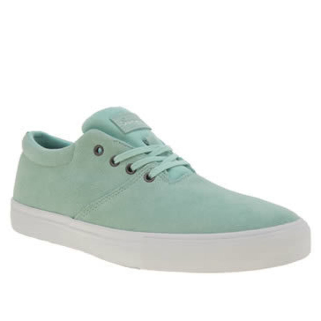 Diamond Supply Co Turquoise Torey Mens Trainers