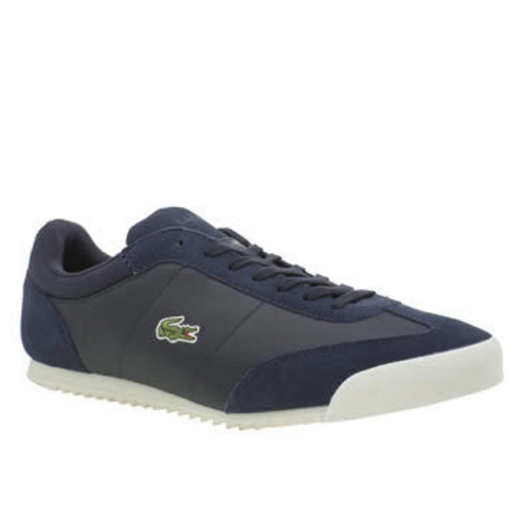 Lacoste Navy Romeau 416 Mens Trainers