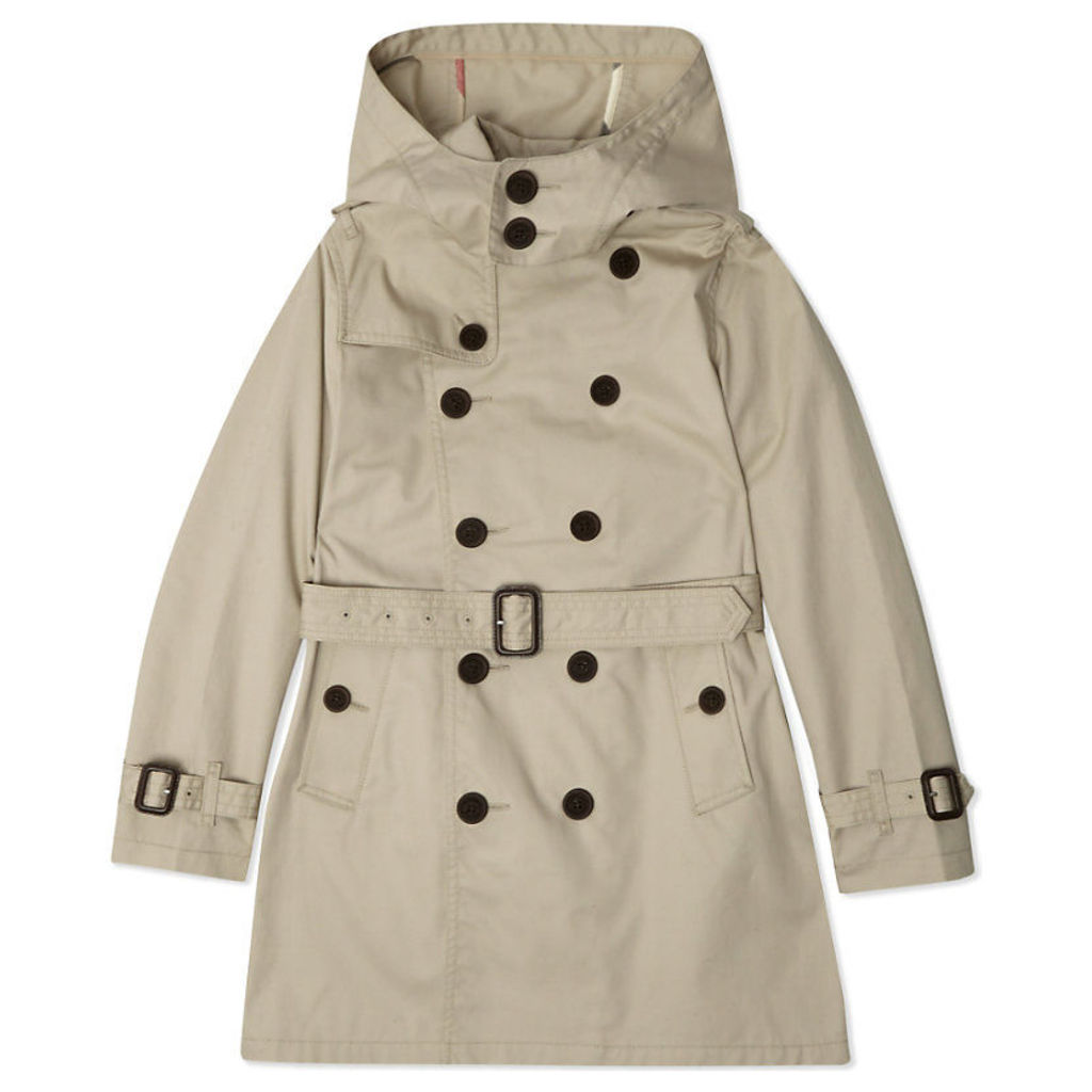 BURBERRY Mini Britton trench coat 4-14 years, Boy's, Size: 4 years