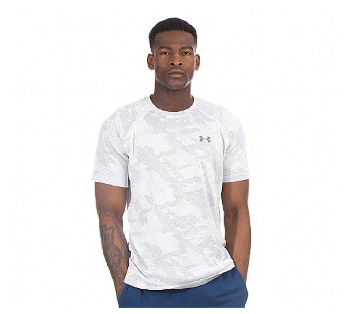 Jacquard Tech T Shirt
