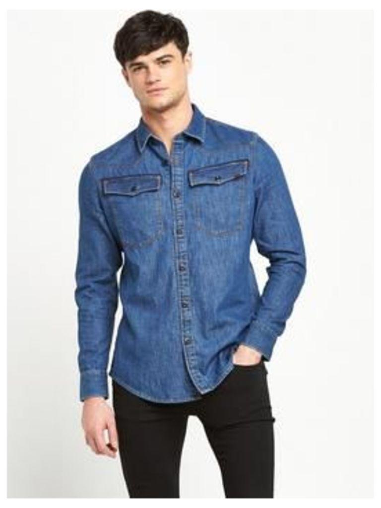 G-Star Raw 3301 Denim Shirt