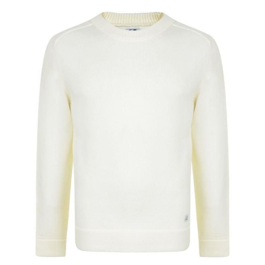 Crew Ribbed Knitted Jumper