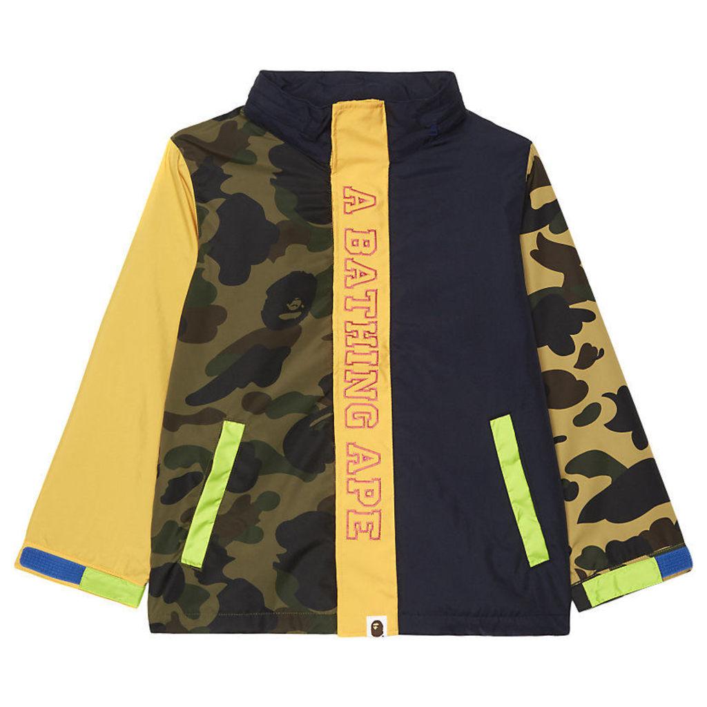 Bape camo jacket 4-8 years, Boy's, Size: 6 years, Multi