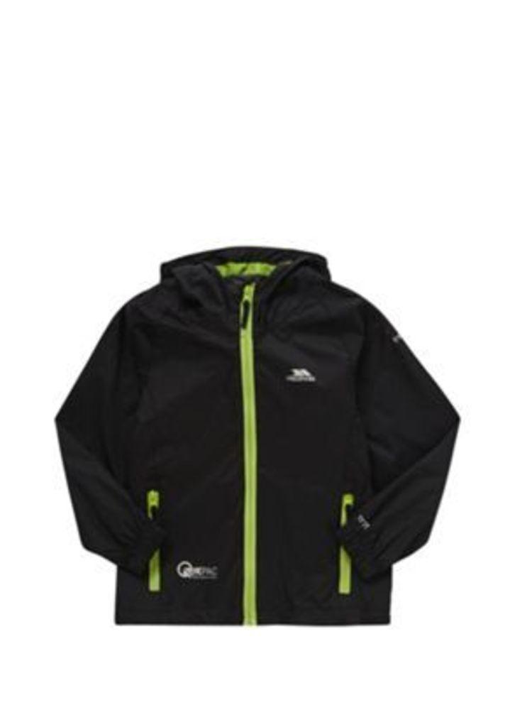 Trespass Qikpac Packaway Jacket, Toddler Unisex, Size: 2-3 yrs