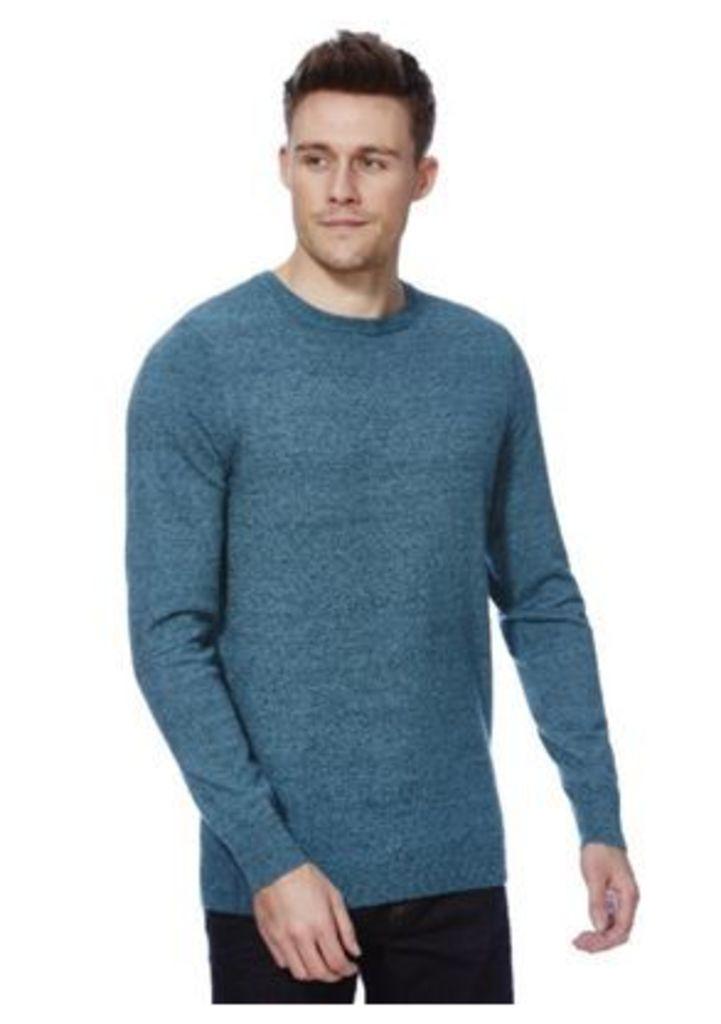 F&F Flecked Marl Jumper, Men's, Size: XL