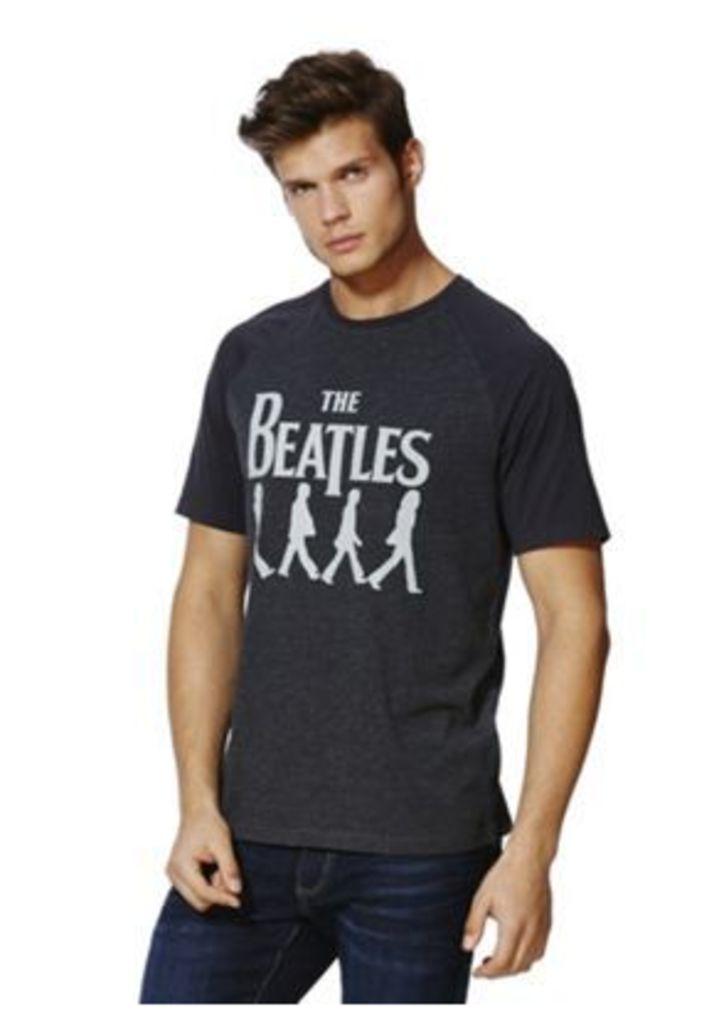 The Beatles T-Shirt, Men's, Size: Large