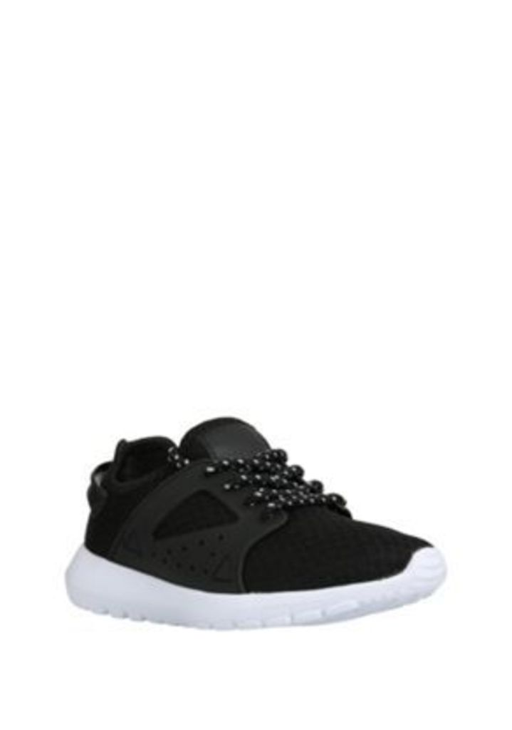 F&F Mesh Upper Lace-Up Trainers, Men's, Size: Adult 01