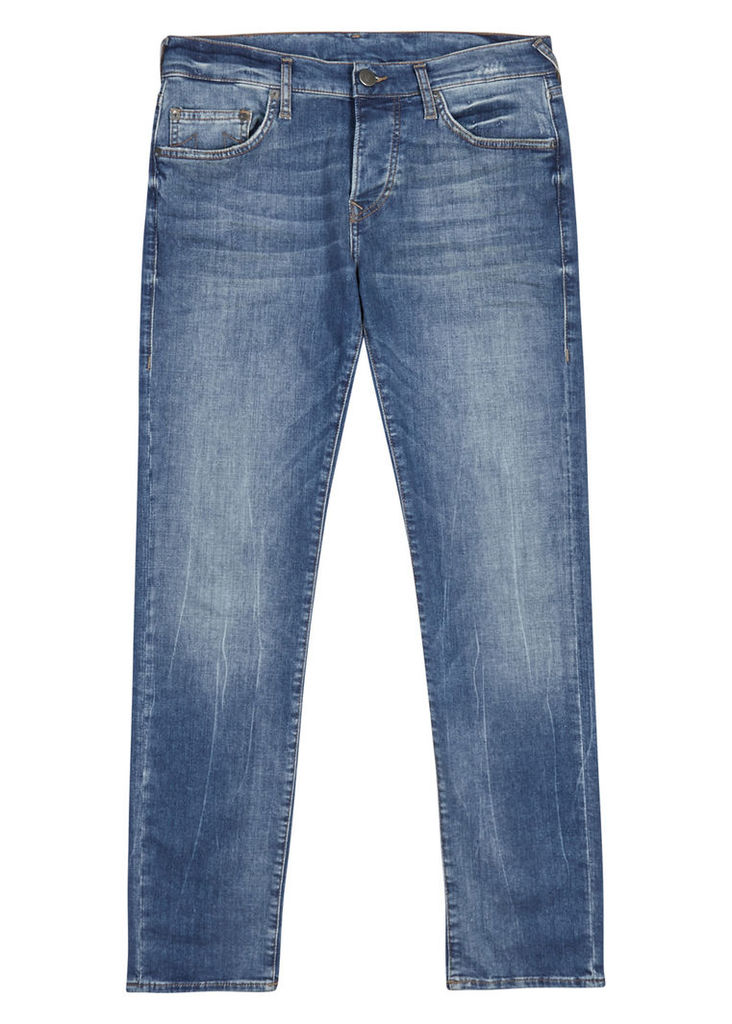 Rocco light blue skinny jeans