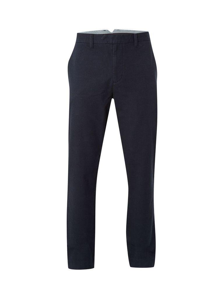 Men's White Stuff Blizzard check trouser, Navy