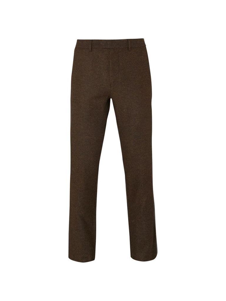 Men's White Stuff Ship Stern Trouser, Brown