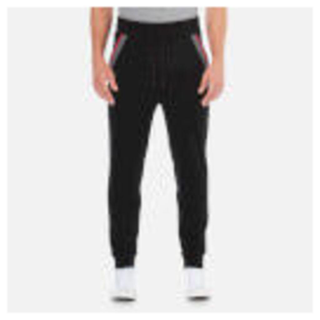 HUGO Men's Deramo Cuffed Sweatpants - Black - M