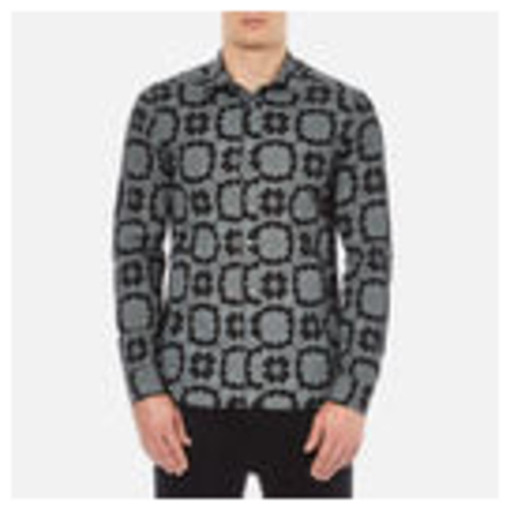 Vivienne Westwood Anglomania Men's Classic Shirt - Black/White - XL