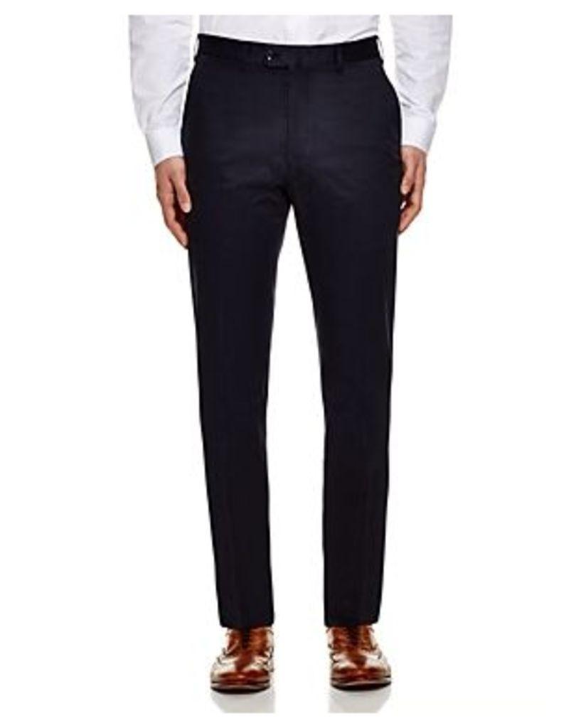 Valentini Stretch Slim Fit Trousers