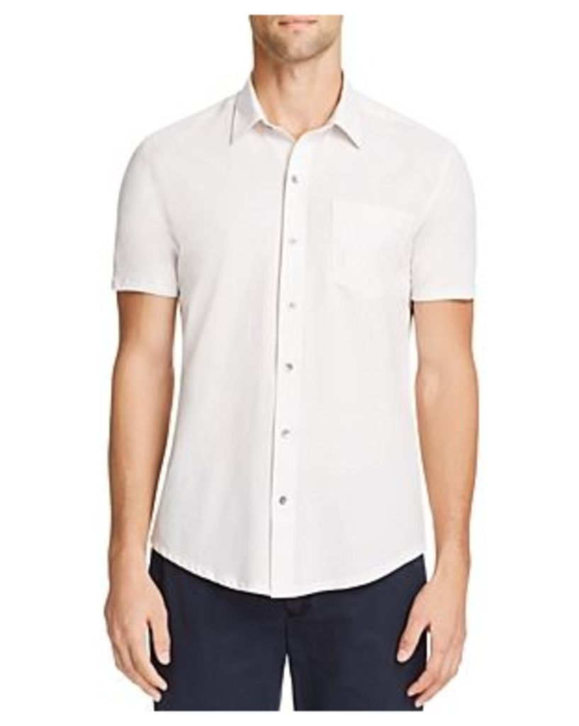Wrk Reworked Regular Fit Button-Down Shirt