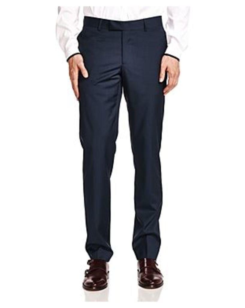 The Kooples Clean Crisp Wool Slim Fit Trousers