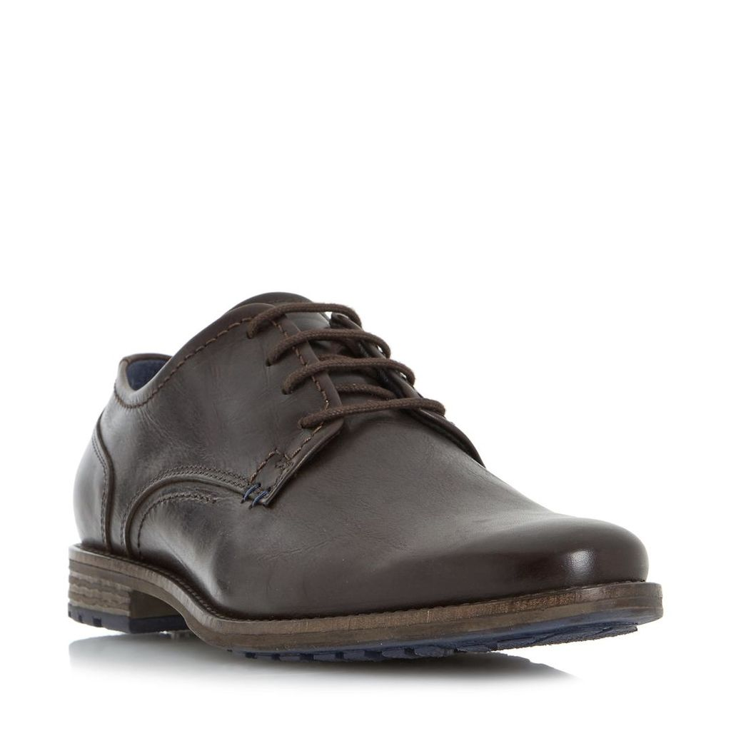 Bran Colour Pop Cleated Sole Gibson Shoe