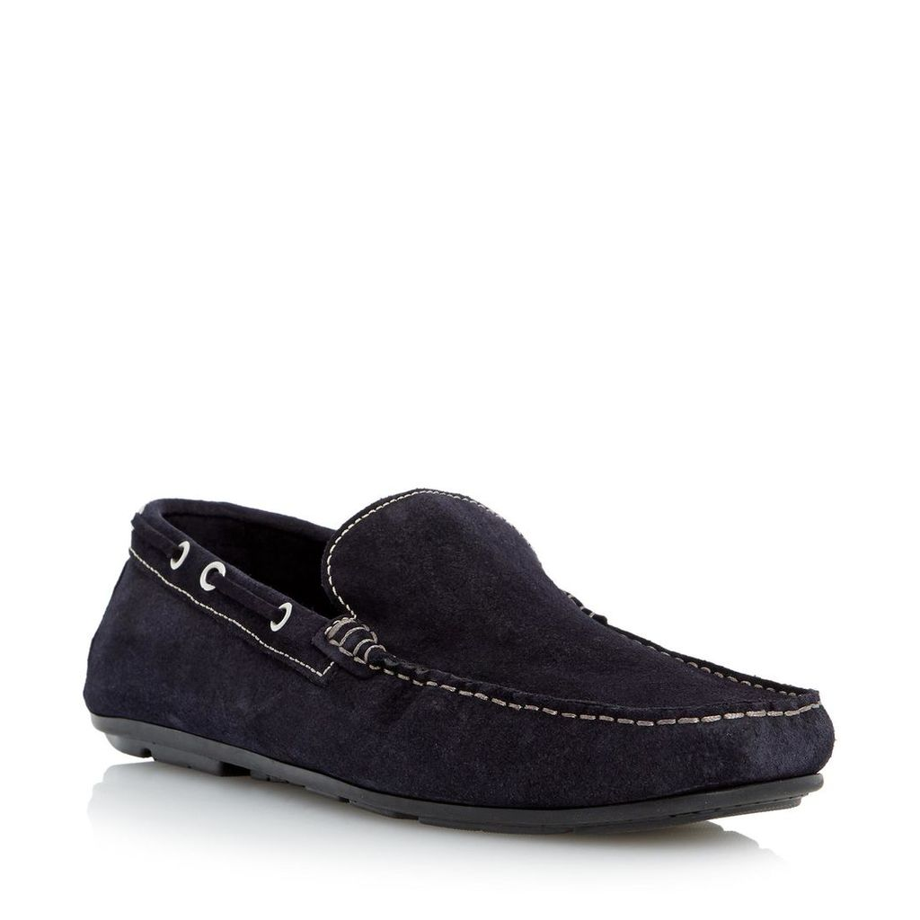 Brisk Lace Detail Driver Loafer