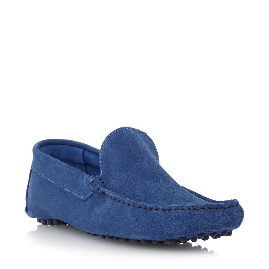 Bermuda Contrast Stitch Driver Loafer Shoe