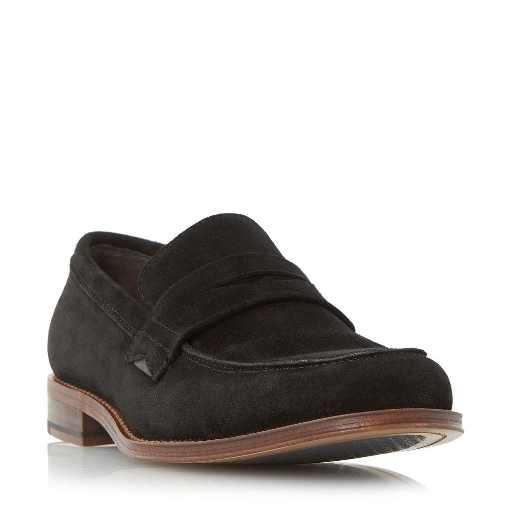 Buckingham Penny Saddle Loafer Shoe