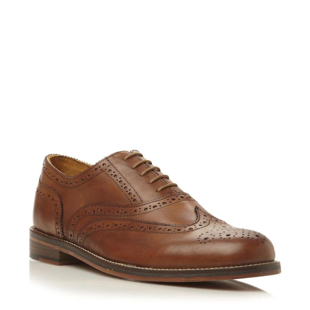 Braxton 1 Oxford Leather Brogue