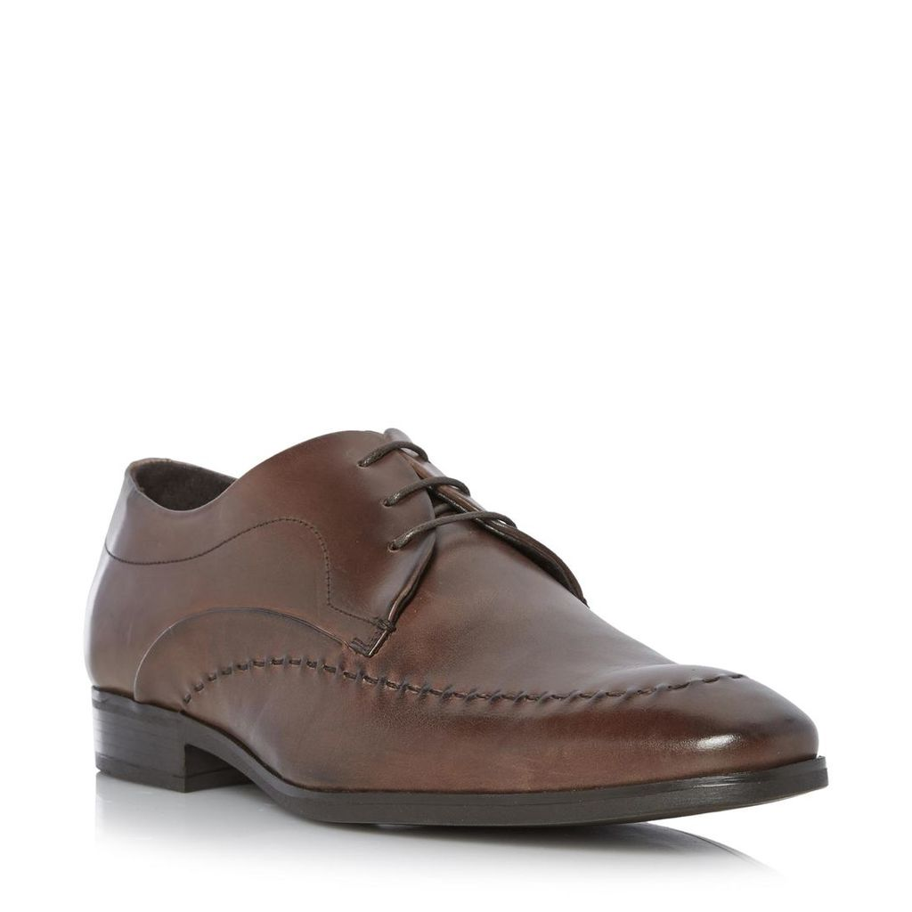 Reeves Stitch Detail Leather Derby Shoe