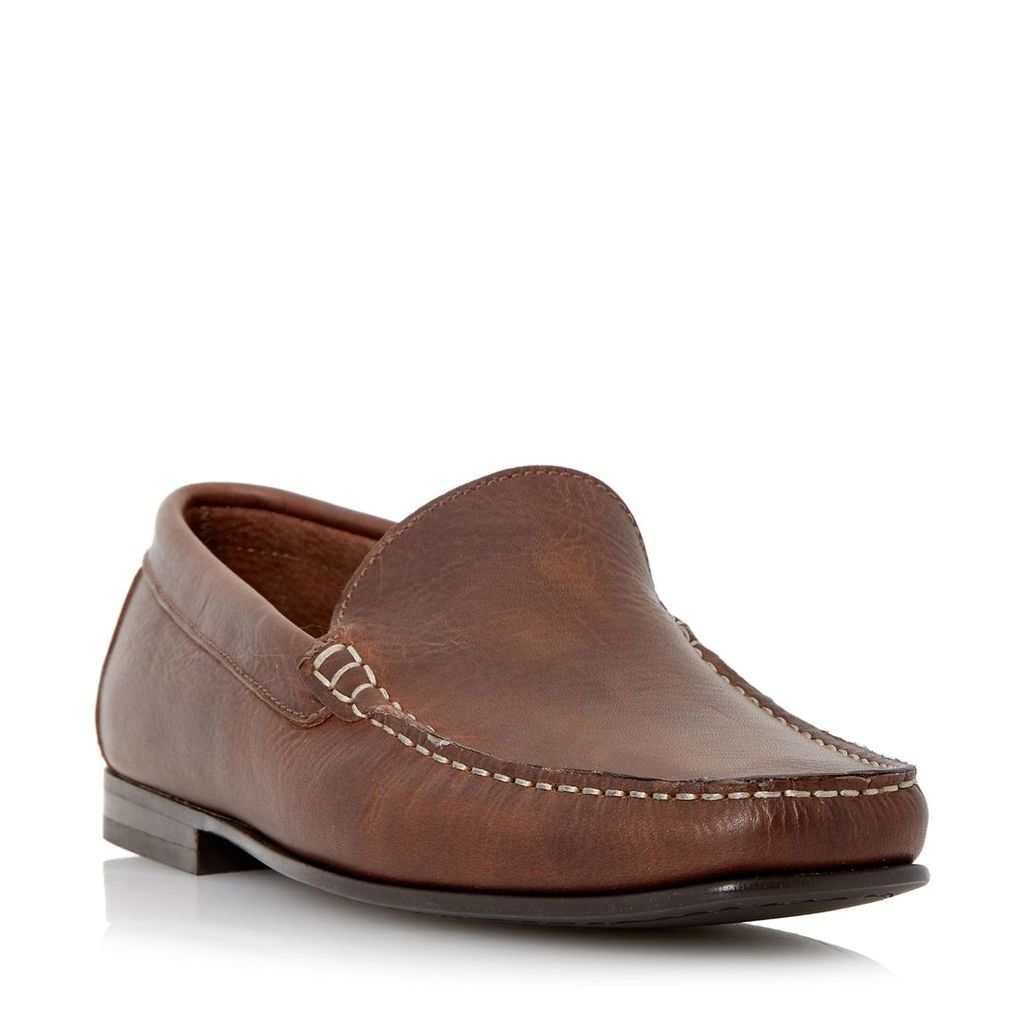 Remingtons Leather Moccasin Loafer