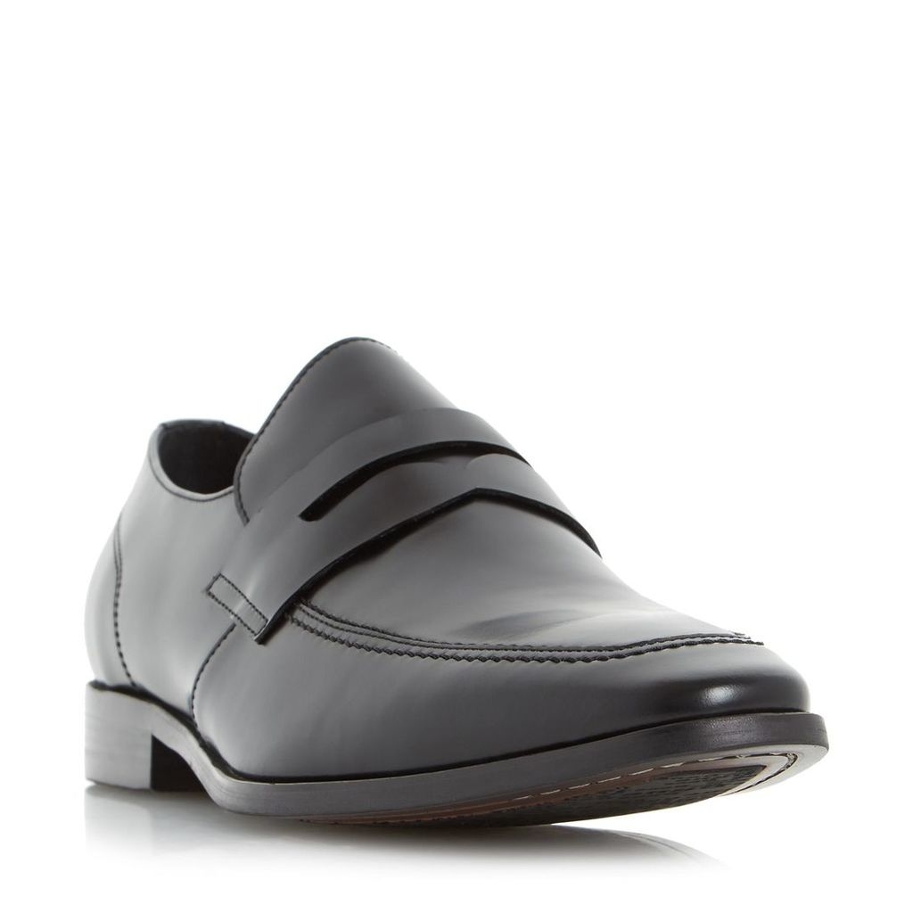 Raleighs Chisel Toe Saddle Loafer Shoe